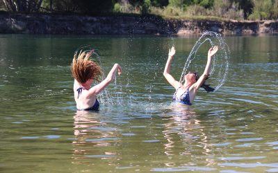 Cool off – get on the water (or in it!)