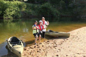 things to do in Merimbula, things to do in Eden, kayaking, kayak tours
