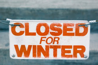 Closed for Winter – see you in the Spring!