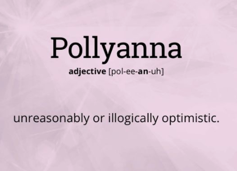 Even Pollyanna would struggle