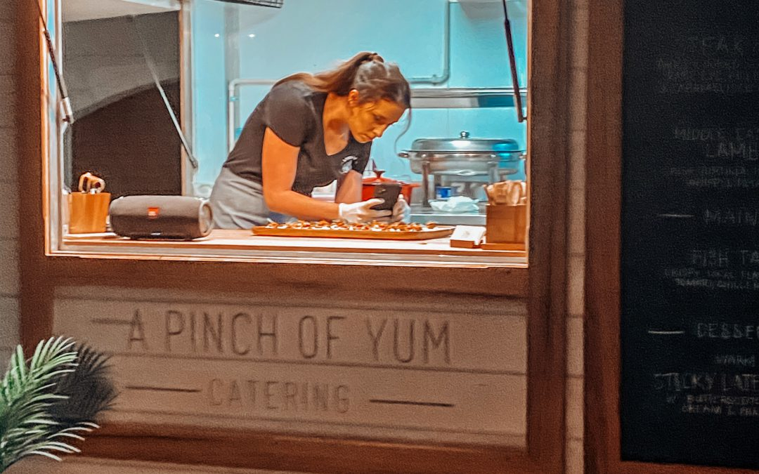 A pinch of Yum